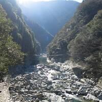 冬将軍から逃れ祖谷温泉への旅
