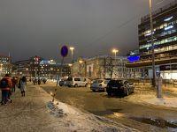 エストニア、ラトビア 一人旅� タリンへ移動、ホテル編