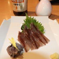 ホタルイカを食べに富山県滑川市へ。