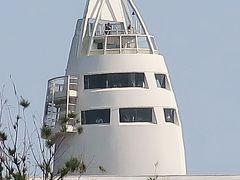 沖縄10 古宇利オーシャンタワー 海抜82m-眺望-絶景! ☆古宇利島資料館・店舗もあり