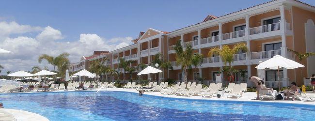 オールインクルーシブのカリブのリゾート