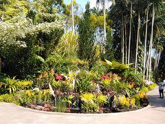 シンガポールで、動物園、植物園など