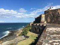 飛び石連休でカリブ海のドミニカ国とプエルトリコ(2)サンファン旧市街観光と乗継IADでラウンジホッピング♪