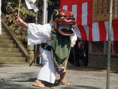 箱根の仙石原湯立獅子舞~人間臭い獅子舞は微妙な味わい。箱根湯本の街歩きから宮ノ下の富士屋ホテル、菊華荘でのランチももうひとつのお楽しみです~