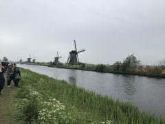 ドイツ・ライン川下りや河畔の町やベネルックス三国の運河・花・名画を楽しむ旅 5-1 オランダのシンボルの一つ風車群のあるキンデルダイク