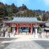 大山阿夫利神社と箱根の旅1 阿夫利神社