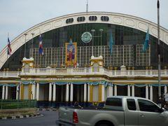 バンコク、アユタヤで文化遺産を観光
