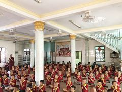 ミャンマー2  ヤンゴン 児童保護施設 僧院学校へ   貧しくも 逞しく生きる 心意気