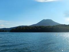 阪急ツアーで行く北海道の旅4 朝の阿寒湖
