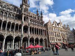 10月のベルギー1人旅 その⑤ブリュッセル最終日(グランプラス周辺散策後、帰国便へ)