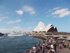 2018 冬 シドニーの旅② ド定番シドニー観光の巻