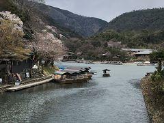 娘の十三詣り 嵐山法輪寺へ三世代で行く