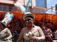 南米旅2019 その②南米三大カーニバルのひとつ オルーロのカーニバルに参戦!ミラーレスカメラバージョン