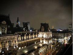 パリの夜を満喫:ポンピドゥセンター&絶景のルーフトップバー