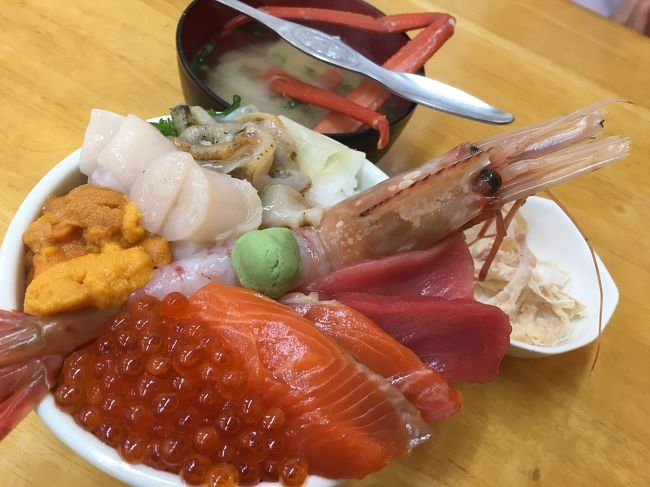 札幌・小樽食べ歩きの旅  名古屋⇄北海道1万!!の旅 その1