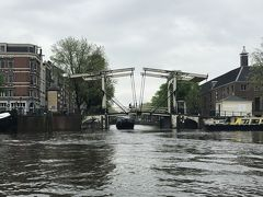ドイツ・ライン川下りや河畔の町やベネルックス三国の運河・花・名画を楽しむ旅 5-4 アムステルダムの運河・国立美術館・夕暮れの街歩き