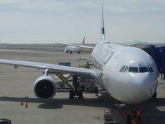 エアバス A330-300 に,またまた,乗りました。中部発。今年3回目のヘルシンキ行きです。
