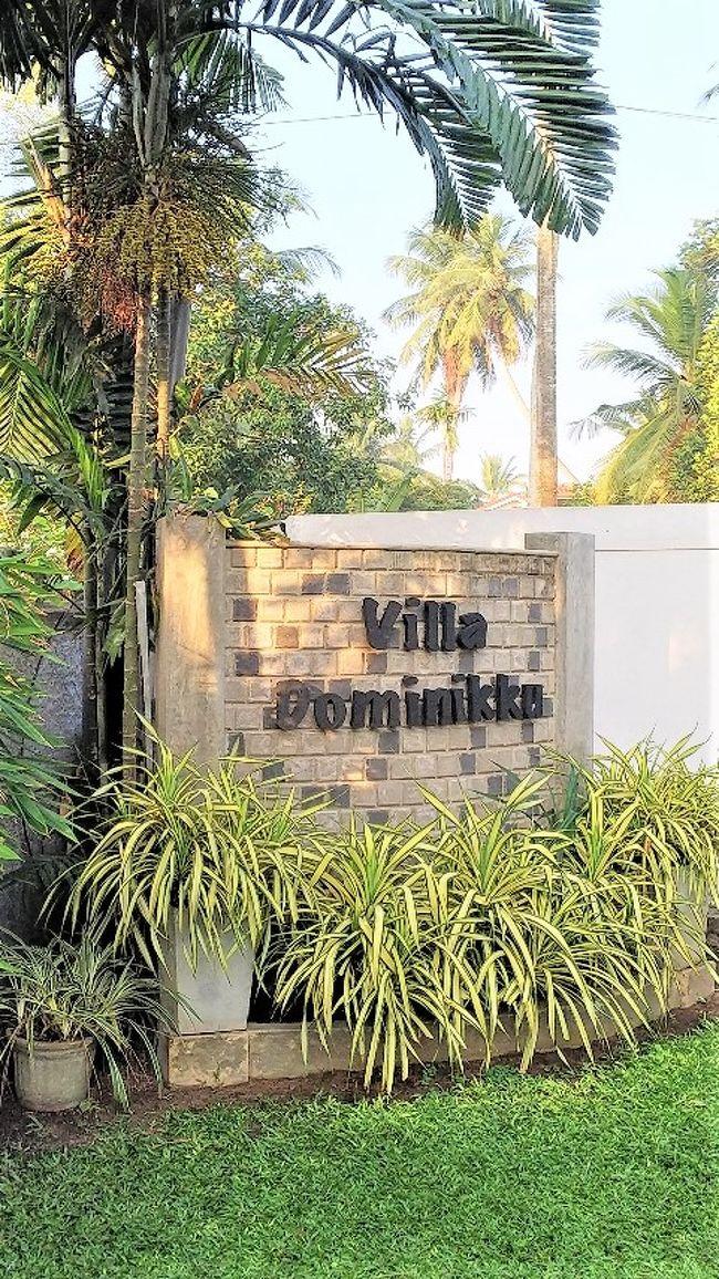 「旅猿」が好きでよく見ています。<br />ある日の放送でスリランカを旅する様子が紹介され、とても魅了されました。<br /><br />ヨガ友にそのことを話すと興味を示し、二人でスリランカへ行くことに。<br /><br />まずは前半に滞在したコロンボのゲストハウス「ヴィラ ドミニク」の様子を紹介します。<br /><br /><br /><br />