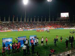 エミレーツで行くアジアカップ2019【その6】アブダビで日本絡みではない試合を見てみよう!