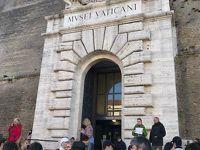 楽しかったツアーでのイタリア&モンサンミッシェル・パリ �バチカン市国他