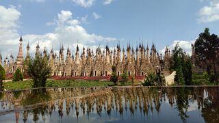 ミャンマー インレー湖の日々③ カックー遺跡 2019