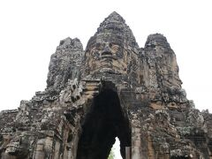 ANAビジネスクラス直行便で行くカンボジア4 アンコールトム散策