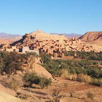 モロッコの青い空、10日間の旅  6日目