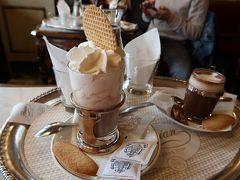 カーニバルのベネチアへ③サン・マルコ広場で王道の観光(カフェ・フローリアン、コッレール博物館)と観光客向けレストランでハズしたランチ