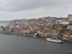ポルトガル旅行-1:ポルト(つまずいて始まる)