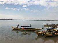 メコン川のカワイルカに出会う旅!カンボジア・クラチェ