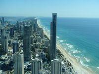 オーストラリア、ゴールドコースト。サーファーズパラダイス、Q1スカイポイントとパシフィックフェア、博多屋ラーメンとUGG編