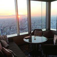 リッツカールトン東京でお泊りだ!!