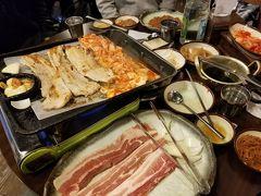 家族で ソウル の旅