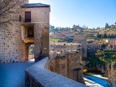 '18-'19 スペイン12 : スペイン中世 城砦都市トレドの街をぶらぶら歩く