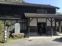 嘉例川駅の桜が満開なので「はやとの風」が到着する時間に行って見ました
