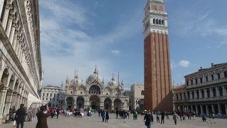 駆け足のイタリア旅行  ~憧れのベネチア~