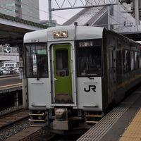 2019年3月三陸弾丸鉄道旅行2(釜石線)