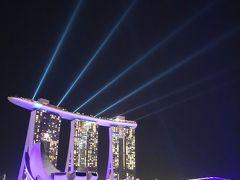 '19.04 土日でシンガポールに一人旅