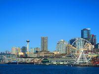 2019.02 港街シアトル観光と結婚式参列の旅�