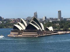 オーストラリア旅行娘と2人旅�/シドニー編