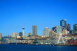 2019.02 港街シアトル観光と結婚式参列の旅⑥