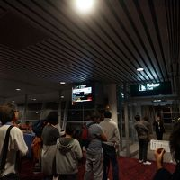 シルバーウィーク 3ヵ国めぐりの旅  �9日目 帰国便で機材トラブル?