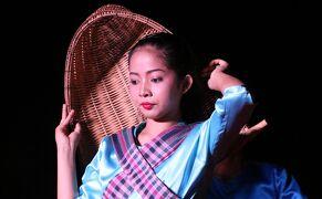 ANAビジネスクラス直行便で行くカンボジア2 ソカシェムリアップリゾートアンドコンベンションセンターで古典舞踊を鑑賞