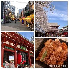 東京下町を巡る旅(上野-浅草-立石)浅草編  激混みの仲見世を行く!レンタル着物が大繁盛