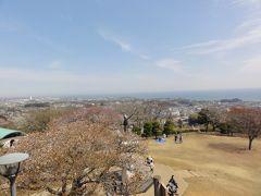 2019.4月茨城県北方面でお花見