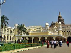 南インドの旅(マイソール)