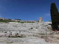 シチリア島のシラクーサSiracusa、古代遺跡と旧市街