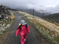 【2日目】小1娘と弾丸コジオスコ吹雪登山&シドニー