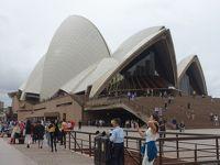 アモラジャミソンに泊まるシドニー観光。ロックス、オペラハウス内部見学、ハイドパークバラックス、マッコリー岬とカンタス航空ビジネスクラス帰国編