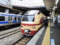 2019春 青春18旅 <茨城&千葉遠征> ① 『常磐線に復活したE653系に乗る・・・」